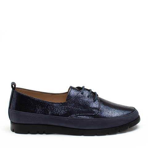 CG 2272 Women Shoe Navy blue Silvery