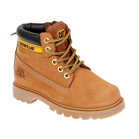 Cat Kids 015F1068 Boots (31-35) Camel