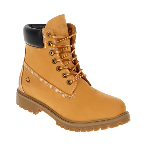Wolverine 061M0182 Mens Boots Yellow